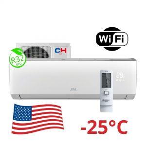 Oro kondicionierius/šilumos siurblys (oras-oras) Cooper&Hunter ARCTIC Inverter: CH-S09FTXLA-NG (-25°C)