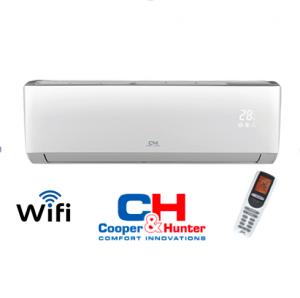 Oro kondicionierius/šilumos siurblys (oras-oras) Cooper&Hunter ARCTIC Inverter: CH-S12FTXLA -25°C