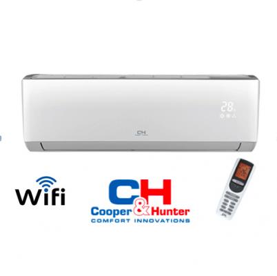 Oro kondicionierius/ šilumos siurblys (oras-oras) Cooper&Hunter ARCTIC Inverter: CH-S24FTXLA