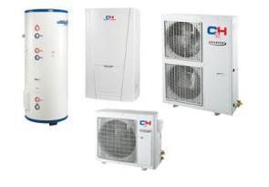 """Šilumos siurblys ,,oras – vanduo"""" – efektyvi ir kokybiška šildymo sistema"""