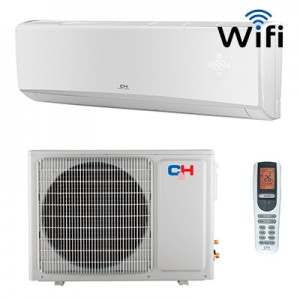 Oro kondicionierius/šilumos siurblys (oras-oras) Cooper&Hunter ALPHA Inverter CH-S12FTXE-NG (-15°C)