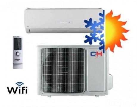 Oro kondicionierius/šilumos siurblys (oras-oras) ICY inverter CH-S24FTXTB2S-W -30°C