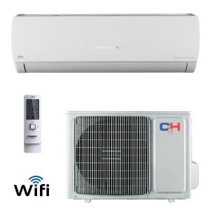 Oro kondicionierius/ šilumos siurblys (oras-oras) ICY inverter CH-S24FTXTB2S-W