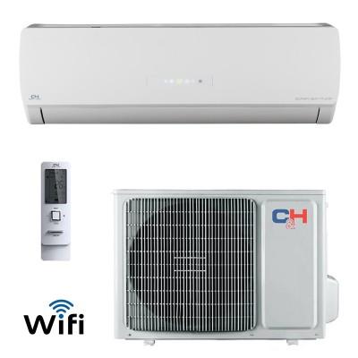 Oro kondicionierius/ šilumos siurblys (oras-oras) ICY inverter CH-S09FTXTB2S-W
