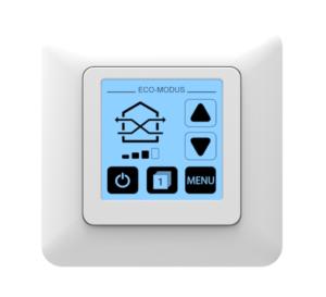GetAir SmartFan Touch sieninis valdiklis (potinkinis)
