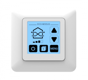 GetAir SmartFan Touch sieninis valdiklis