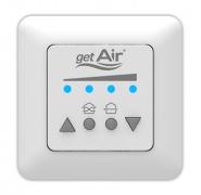 GetAir SmartFan LED sieninis valdiklis (virštinkinis)