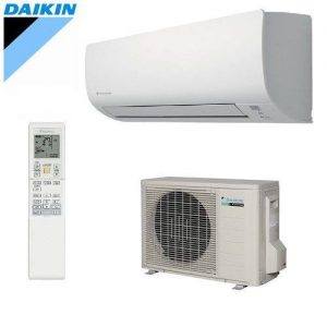 Oro kondicionierius/ šilumos siurblys (oras-oras) Daikin Split Inverter FTX50KV