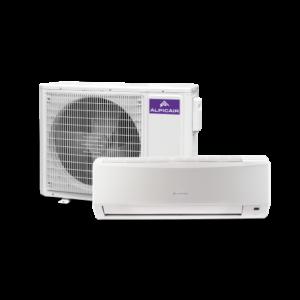 Oro kondicionierius/ šilumos siurblys (oras-oras) Alpic Air PREMIUM Split Inverter AWI/AWO-25HPDC1C