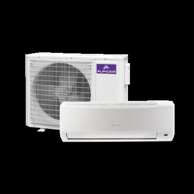 Oro kondicionierius/ šilumos siurblys (oras-oras) Alpic Air PREMIUM Split Inverter AWI/AWO-70HPDC1C