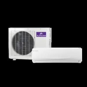 Oro kondicionierius/ šilumos siurblys (oras-oras) Alpic Air NORDIC Split Inverter AWI/AWO-70HPDC1F