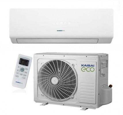 Oro kondicionierius/šilumos siurblys (oras-oras) KAISAI ECO KED-12KTA (-15°C)