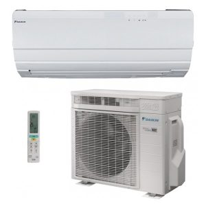 Oro kondicionierius/ šilumos siurblys (oras-oras) Daikin Split Inverter Ururu Sarara FTXZ25N/RXZ25N (-20°C)