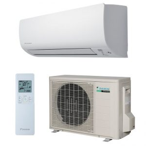 Oro kondicionierius/ šilumos siurblys (oras-oras) Daikin Split Inverter FTXS25K (-15°C)