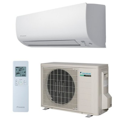 Oro kondicionierius/ šilumos siurblys (oras-oras) Daikin Split Inverter FTXS25K/RXS25L3 (-15°C)