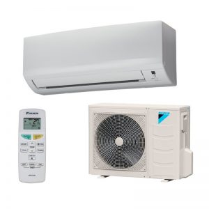 Oro kondicionierius/ šilumos siurblys (oras-oras) Daikin Split Inverter FTXB25C/RXB25C (-15°C)