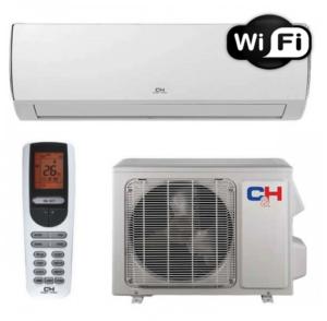 Oro kondicionierius/šilumos siurblys (oras-oras) VERITAS inverter CH-S24FTXLQ-NG (-25°C)