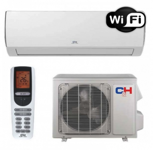 Oro kondicionierius/šilumos siurblys (oras-oras) VERITAS inverter CH-S12FTXQ (-15°C)