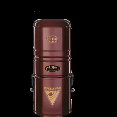 Centrinis dulkių siurblys GS95