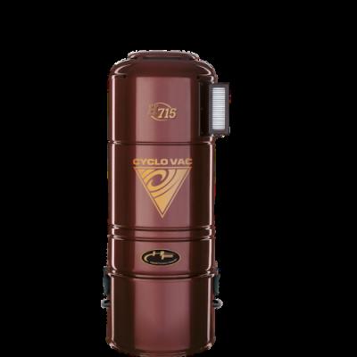 Centrinis dulkių siurblys H715