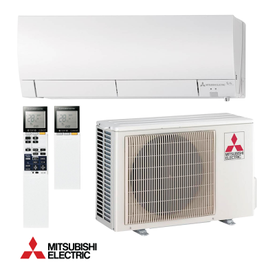 Oro kondicionierius/šilumos siurblys oras-oras Mitsubishi MUZ-FH35VEHZ/MSZ-FH35VE