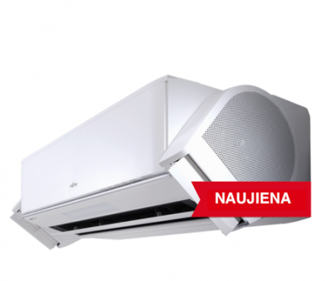 Oro kondicionierius/šilumos siurblys oras-oras Fujitsu NOCRIA X ASYG12KXCA/AOYG12KXCA (-15°C)