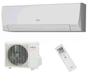 Oro kondicionierius/šilumos siurblys oras-oras Fujitsu LLC ASYG12LLCC/AOYG12LLCC (-15°C)
