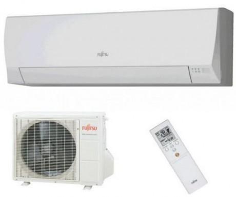 Oro kondicionierius/šilumos siurblys oras-oras Fujitsu LLC ASYG09LLCC/AOYG09LLCC (-15°C)
