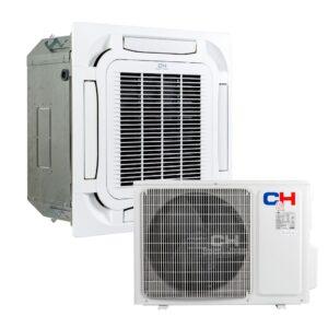 Cooper&Hunter kasetinis oro kondicionierius/šilumos siurblys CH-IC140RK/CH-IU140RM