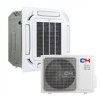 Cooper&Hunter kasetinis oro kondicionierius/šilumos siurblys CH-IC100RK/CH-IU100RM