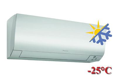 Oro kondicionierius/šilumos siurblys (oras-oras) Daikin OPTIMIZED HEATING 4 Split Inverter FTXTM30M (-25°C)