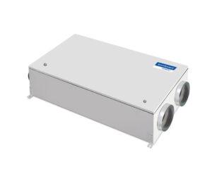Domekt CF 250 F rekuperatorius su priešsroviniu plokšteliniu šilumokaičiu (palubinis)