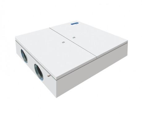 Domekt CF 500 F rekuperatorius su priešsroviniu plokšteliniu šilumokaičiu (palubinis) be pultelio, kondensacinis