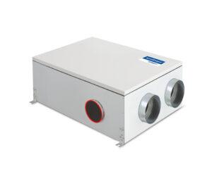 Domekt R 250 F rekuperatorius su rotaciniu šilumokaičiu (palubinis) be pultelio