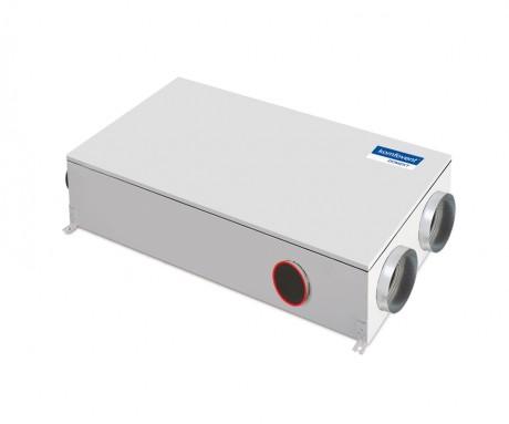 Domekt R 400 F rekuperatorius su rotaciniu šilumokaičiu (palubinis) be pultelio, kondensacinis