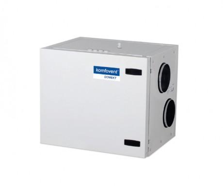 Domekt R 400 H rekuperatorius su rotaciniu šilumokaičiu (horizontalaus pajungimo)