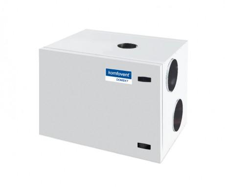 Domekt R 500 H rekuperatorius su rotaciniu šilumokaičiu (horizontalaus pajungimo)
