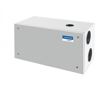Domekt R 600 H rekuperatorius su rotaciniu šilumokaičiu (horizontalaus pajungimo)