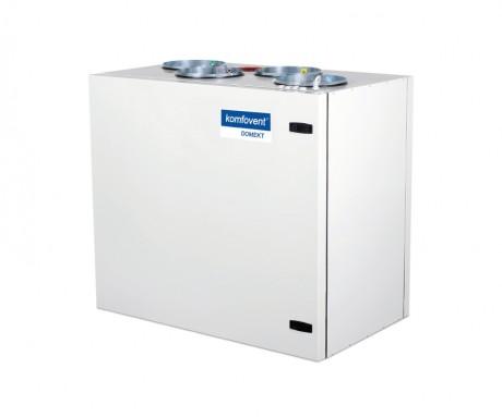 Domekt R 700 V rekuperatorius su rotaciniu šilumokaičiu (vertikalaus pajungimo)