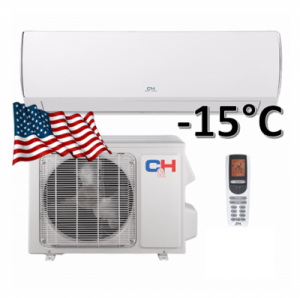 Oro kondicionierius/šilumos siurblys (oras-oras) VERITAS inverter CH-S07FTXQ (-15°C)