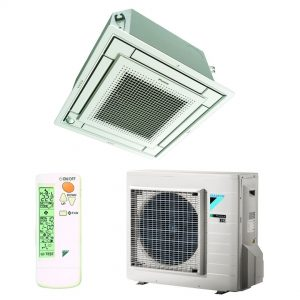 Oro kondicionierius/ šilumos siurblys (oras-oras) Daikin Split COMPACT Inverter FFA35A9/RXM35R (-20°C)
