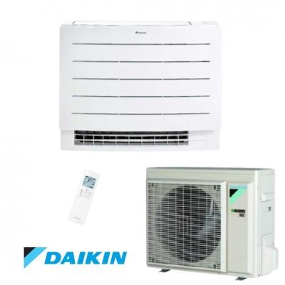 Oro kondicionierius/ šilumos siurblys (oras-oras) Daikin Split Inverter FVXM25A/RXM25R (-15°C)