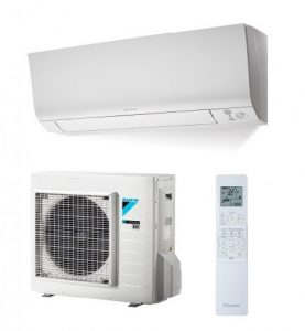 Oro kondicionierius/ šilumos siurblys (oras-oras) Daikin PERFERA Split Inverter FTXM42M/RXM42M9 (-15°C)