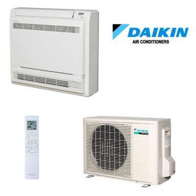 Oro kondicionierius/ šilumos siurblys (oras-oras) Daikin NORDIC Split Inverter FVXS25F/RXL25M3 (-25°C)