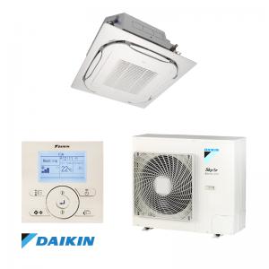 Oro kondicionierius/ šilumos siurblys (oras-oras) Daikin Split ROUND-FLOW Inverter FCAG50A/RXM50M9 (-15°C)