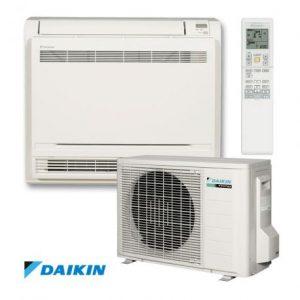 Oro kondicionierius/ šilumos siurblys (oras-oras) Daikin Split Inverter FVXM25F/RXM25M9 (-15°C)