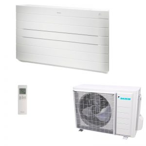Oro kondicionierius/ šilumos siurblys (oras-oras) Daikin NEXURA Split Inverter FTXG25K/RXLG25M (-25°C)