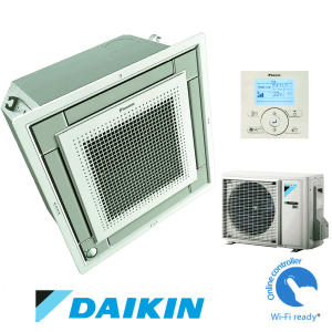 Oro kondicionierius/ šilumos siurblys (oras-oras) Daikin Split COMPACT Inverter FFA50A9/RXM50N9 (-15°C)