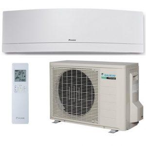 Oro kondicionierius/ šilumos siurblys (oras-oras) Daikin EMURA Split Inverter FTXG25LW/RXLG25M (-25°C)