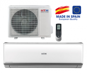 Oro kondicionierius/šilumos siurblys (oras-oras) HTWS026IX90 inverter (-22°C)
